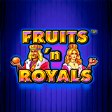игровой автомат Fruits and Royals от Вулкан Удачи